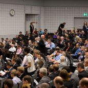 Euro PM2012 Plenary session