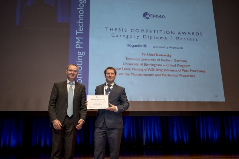 Master thesis competition