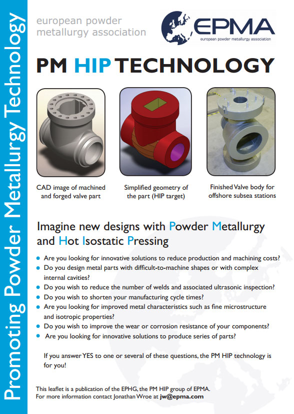 Hot Isostatic Pressing Technology (Leaflet)