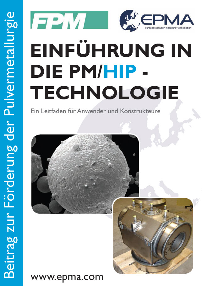 Introduction to Hot Isostatic Pressing Technology (Brochure) (German)