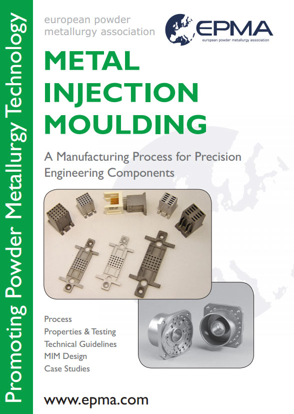 Metal Injection Moulding - A Manufacturing Process for Precision Engineering Components (Brochure)