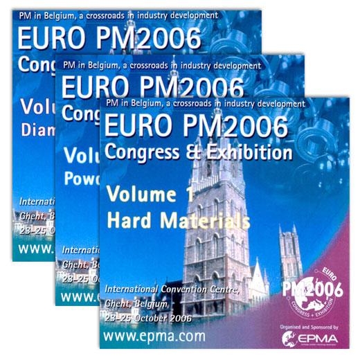 Euro PM2006 Congress Proceedings