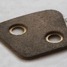 Sintered Clutch Segment