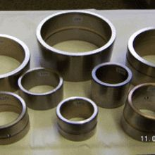 Sintered Bearings for Hydraulic Excavators