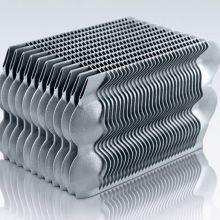 Prototype of heat exchanger