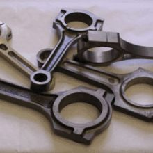Powder Forged Connecting Rods