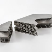 Titanium Insert for Satellite Sandwich Structures