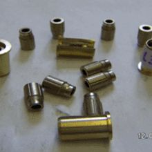 Sintered Oil-Impregnated Bearing Material