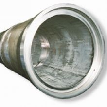 Compound raiser pipe for oil refinery cracking plant
