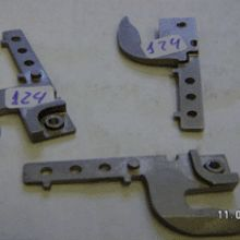 Complex Pump Latch