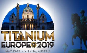 Titanium Europe 2019