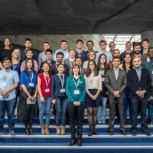 Young Engineers at Euro PM2015 Congress & Exhibition, 2015 - Reims