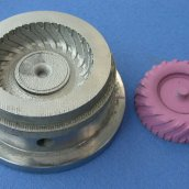 Consumer Goods: Mould for Toy Tyre