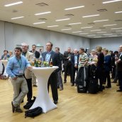 Euro PM2014 Welcome Reception