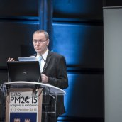 EPMA President Mr Philippe Gundermann