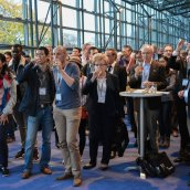 Euro PM2015 Welcome Reception