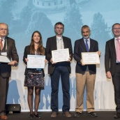 EPMA Keynote Paper Awards winners for Euro PM2017