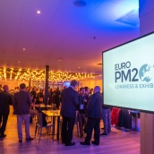 Euro PM2019 Welcome Reception