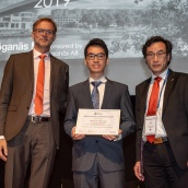 EPMA PM Thesis Competition 2019 winner - Doctorate / PHD Category - Dr Chu Lun Alex Leung