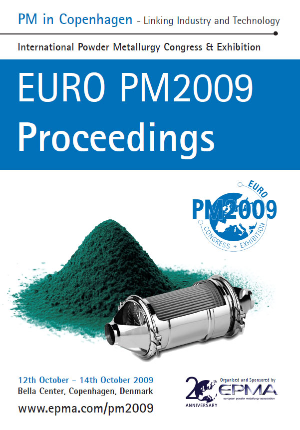 Euro PM2009 Congress Proceedings