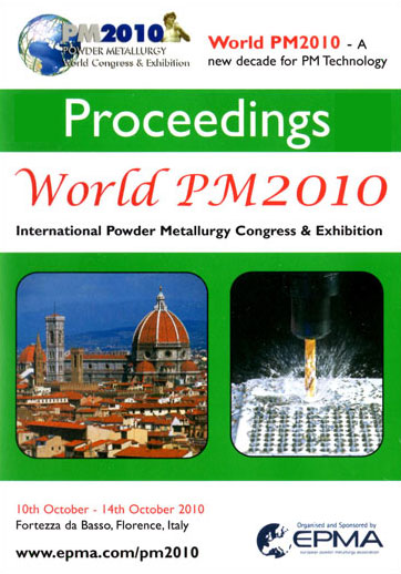 World PM2010 Congress Proceedings