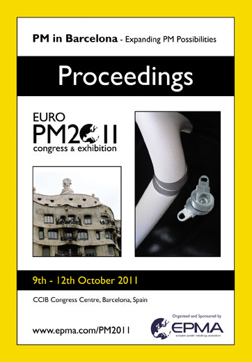 Euro PM2011 Congress Proceedings