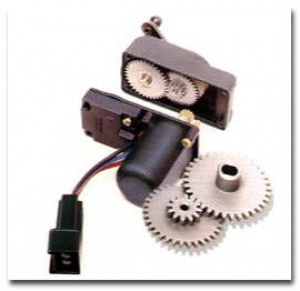 Window Winder Gear (Electric)
