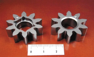 Transfer Pump gears