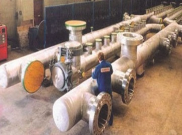 Manifold for topside & subsea stations