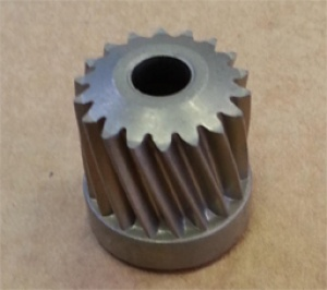 Helical Spur Gear